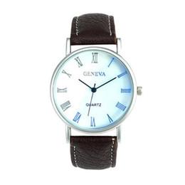 $enCountryForm.capitalKeyWord Australia - Geneva Men Women Blue Ray Glass Quartz Analog Wrist Watches top brand luxury Wrist Watch Sport Gifts Casual F80