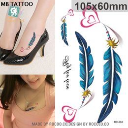 d2f753eae Daily Hot Sale Temporary Tattoo Stickers Small Fresh Large Pattern Of Color  Butterfly Amount Of Price Change tatoo