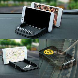 $enCountryForm.capitalKeyWord Australia - Car Dashboard Anti Slip Universal Mat Non-slip Pad For Key Cell Phone Smart Mobile Phone Parking GPS Holders Anti Slip Mat