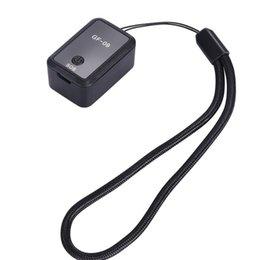 $enCountryForm.capitalKeyWord Australia - GF09 Mini Car GPS Locator Adsorption Recording Real-time Record Tracking Anti-thief Tracking Device Anti-Lost Device
