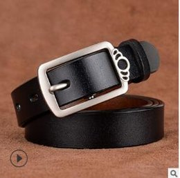 Leather Belt Decorations Australia - New leather belt needle buckle lady leather leather retro belt with Korean edition decoration fashion casual belt wholesale02
