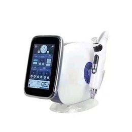 Микроигольчатый игольчатый пистолет для мезотерапии EMS Мезо-инжектор Уход за кожей с ужесточением Антивозрастная вода Гиалуроновая инъекционная машина для лица  на Распродаже