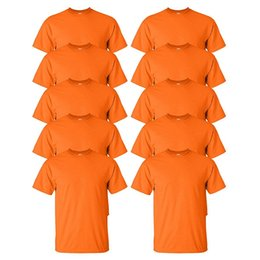 $enCountryForm.capitalKeyWord Australia - Mens T shirt Holland Football Fans Short Sleeve Orange 10 pack