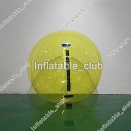 Inflatable Pool Water Walking Balls Australia - 2019 New Design Inflatable Water Play Equipment 2M Dia Walk On Water Ball Low Price Water Roller Ball For Pool Games