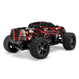 electric road cars Canada - Electric Remo 1631 1  16 2 .4g 4wd Brushed Off -Road Monster Truck Smax Rc Remote Control Toys with Transmitter Rtr