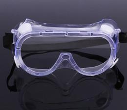 En Stock 24 horas envían vidrios protectores contra la niebla a prueba de polvo Protección Gafas Gafas de ojos de cristal uso de anteojos de seguridad en venta