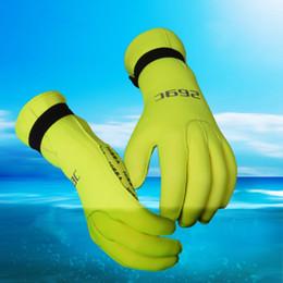 Summer Men Women Warm Scuba Diving Gloves Neoprene Anti-slip Windsurfing Surfing Spearfishing Snorkeling Boating Gloves Newest on Sale