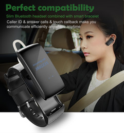 $enCountryForm.capitalKeyWord NZ - Bluetooth Smartband DF22 Smart bracelet watches HiFi Sound Headset Digital Wrist Calories Pedometer Track Fitness Sleep Monitor