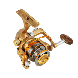 12 Gear Australia - New Mini Yumoshi Bmw150 Spinning Reels Ball Gear 12bb Ratio 5.2:1 Aluminium Alloy Line Cup And Rock Arm Sturdy And Exquisite Fishing Reels