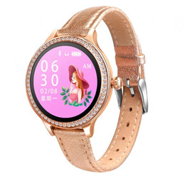Multi Screen Support UK - Woman Smart Sports Watch Color Screen Supports Android Multi-Language Heart Rate Blood Pressure designer phone case