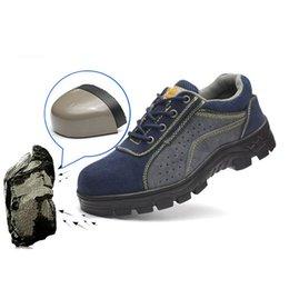 $enCountryForm.capitalKeyWord UK - Breathable Work Boot Steel Toe mid-plate Anti-slip Anti-smashing Wilderness Survival Men Safety Shoes #WL868