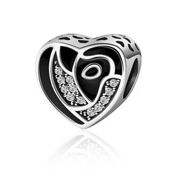 $enCountryForm.capitalKeyWord Australia - 2019 NEW 100% 925 Sterling Silver Timeless Charming Luxury Love Heart-shaped Charm Beaded Original Women Gift Jewelry