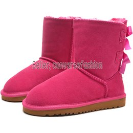 sexy mesh boots 2019 - 2019 Cheap high quality Xmas gift Half Boots 11color Winter Snow Boots sexy WGG womens snow boots Winter warm Boot cotto