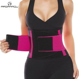 xtreme hot belt Australia - Xtreme Power Thermo Hot Shapers Waist Trainer Trimmer Corset Waist Belt Cincher Wrap Workout Shapewear Slimming Body Shaper