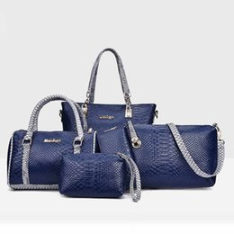 $enCountryForm.capitalKeyWord Australia - Designer-Fashion designer handbags Euramerican Multi Alligator purses women hand bags 2017 New hot sale cross body bags
