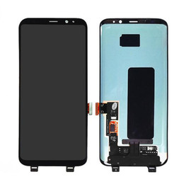 $enCountryForm.capitalKeyWord Australia - Original OEM LCD Display Touch Digitizer Assembly For Samsung Note 8 Without Frame