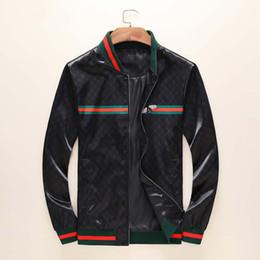 Опт 18.Осень Зима новый роскошный дизайнер с длинным рукавом Medusa мужская куртка мужская повседневная куртка