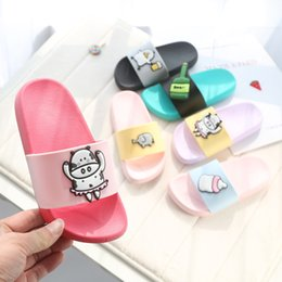 infant toddler slippers NZ - MUQGEW Toddler Infant Kids Baby Girls Fruit Fashion Comfortable baby schoenen children's shoes Slipper pantufas booties 2019