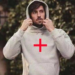 Cross Sweatshirt Hoodie Australia - 19ss Mens Designer luxury Hoodies Sweatshirt Cross logo letter print hoodie men and womens brand luxury men hoodie sweater