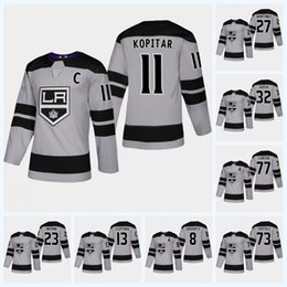 a8c3d1297 Men Women Youth Los Angeles Kings 2019 Third Jersey 8 Drew Doughty 77 Jeff  Carter Jonathan Quick Alec Martinez Kyle Clifford Anze Kopitar