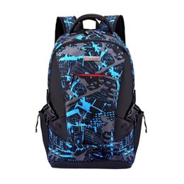 $enCountryForm.capitalKeyWord NZ - OKKID high school bags for boys waterproof large school backpack men travel backpack with luggage belt student schoole bags