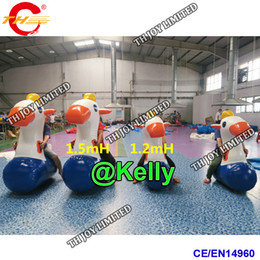 Wholesale carnival games for sale - Group buy Hot selling inflatable racing horse deby horse with customized size inflatable sport games carnival inflatable pony deby horse jumping toy