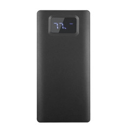 2A 20000mAh For Battery Power Charger etc Travel 190g External Portable Home Black USB 1A Dual LED Phone Mobile Outdoor on Sale