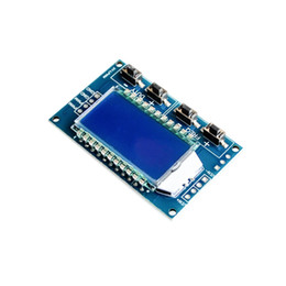 $enCountryForm.capitalKeyWord Australia - 10pcs lot Signal Generator PWM Pulse Frequency Duty Cycle Adjustable Module LCD Display 1Hz-150Khz 3.3V-30V PWM Board Module freeshipping