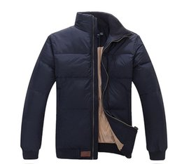 Men Hot Sale Down Jacket outdoor windproof ski suit winter short thick down jacket men youth color matching jacket