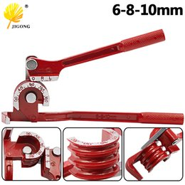 $enCountryForm.capitalKeyWord NZ - Cheap Wrench 180 Degree Combination Tube Bender 3-in-1 Tube Bender Pipe Bending Tool Metric 6 8mm 10mm Inch system 1 4 5 16 3 8