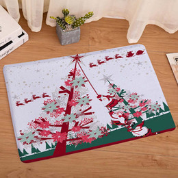 $enCountryForm.capitalKeyWord NZ - Merry Christmas Door Mat Santa Claus Outdoor Carpet Christmas Decorations For Home Party For New Year