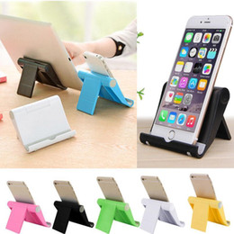 $enCountryForm.capitalKeyWord Australia - Top Sale Foldable 360 Degree Universal Bed Desk Mount Cradle Holder Stand Ipad Tablet Iphone 7 For Xiaomi