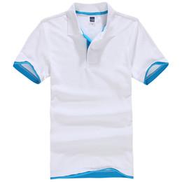 Men S Polos Australia - New Brand Men 'S Polo Shirt for Men Designer Polos Men Cotton Short Sleeve Shirt Clothes Jerseys Golftennis Plus Size Xs -Xxxl