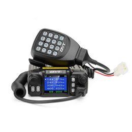 $enCountryForm.capitalKeyWord Australia - QYT KT-7900D Mini Car Mobile Radio Quad Band Quad Dsiplay VHF 25W UHF 20W Mobile Transicever KT7900D Walkie Talkie