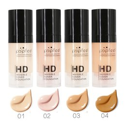 $enCountryForm.capitalKeyWord Canada - DHL Private Label 15ml HD Pro Makeup Liquid Foundation Long Lasting Waterproof Face Base Flawless Cover Pores Wrinkle Freckle Firm Concealer
