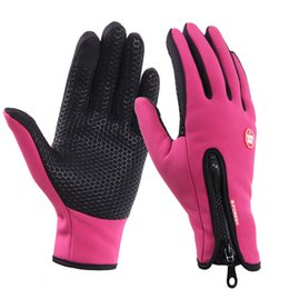 Windproof Touch Screen Gloves Australia - High Quality Touch Screen Windproof Horse Riding Gloves Breathable Equestrian Gloves Unisex Upgrade Horse Riding Gloves