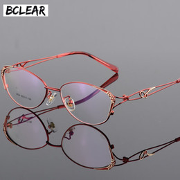 $enCountryForm.capitalKeyWord Australia - BCLEAR High Quality Popular Women Eyeglasses Full Frame Eye Glass Female Optical Glasses Frames Colorful Fashion Spectacle Frame T190618