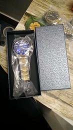 Vente en gros 2018 Nouveaux hommes de luxe pour boîte de montre ROLEX Boîte de montres originales pour femmes extérieures internes