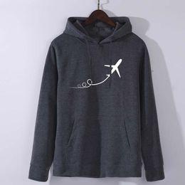 Girls pink sweatshirt online shopping - NEW Airplane taking off Letter Print Women Hoody Sweatshirt Casual Funny Sweatshirt For Lady Girl Top hoodies Hipster Drop Ship