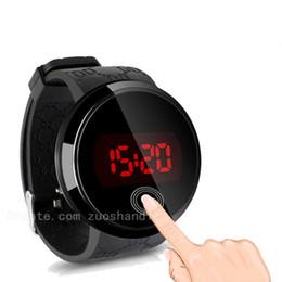 Venta al por mayor de Estudiante de moda de alta calidad de la pantalla táctil LED reloj electrónico Hombres Y Mujeres Relojes regalo al aire libre reloj deportivo