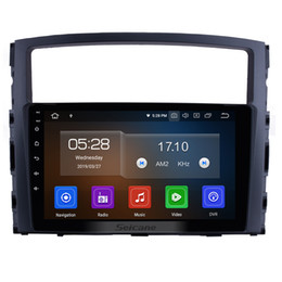 $enCountryForm.capitalKeyWord Australia - HD Touchscreen Android 9.0 9 Inch GPS Navi Car Stereo for 2006-2017 MITSUBISHI PAJERO V97 V93 with AUX USB support car dvd Mirror Link 3G 4G