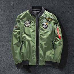 $enCountryForm.capitalKeyWord Australia - MA1 Men Winter Warm Military Airborne Flight Tactical Bomber Jacket Army Air Force Fly Pilot Jacket Aviator Motorcycle Down Coat 8806