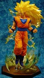 $enCountryForm.capitalKeyWord NZ - Dragon Ball 18cm DXF De Super Warriors Goku Zwart Super Saiyan Vegetto Action Figure Toys Doll New Arrvial Hot Sale Free Shipping