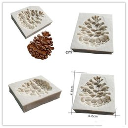 Candy Making Tools Australia - New Bar Pine nuts shaped 3D fondant cake silicone mold for polymer clay molds chocolate pastry candy making decoration tools