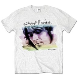 "$enCountryForm.capitalKeyWord UK - George Harrison' Let It Roll Water Colour PortraitALICE IN CHAINS ""TRI CELL"" BLACK T-SHIRT NEW OFFICIAL ADULT Men Women Unisex Fashion"