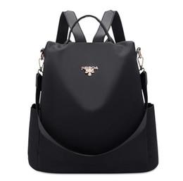 $enCountryForm.capitalKeyWord NZ - Oxford cloth shoulder bag female new Korean version of the tide fashion wild travel handbag Backpack Style