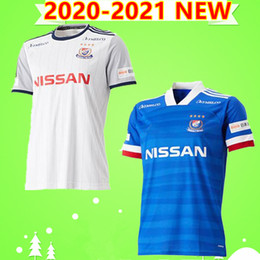 football league NZ - 2020 2021 Japan J1 League Yokohama F. Marinos soccer jersey TAKEUCHI ELSON football shirt DUTRA D.DOUGLAS 20 21 Uniform adult camisa