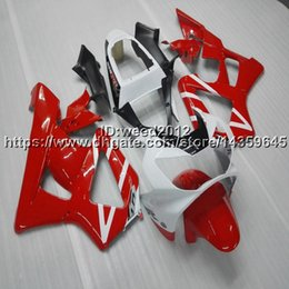 929 Motorcycle Australia - 23colors+5Gifts Injection mold red white motorcycle Fairings for HONDA CBR929RR 2000 2001 CBR 929 RR 00 01 ABS motor panels