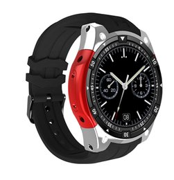 Low Price Wrist Watches Australia - Low price X100 Bluetooth Smart Watch ROM 4GB 3G GPS WiFi Android 5.1 SmartWatch Heart Rate Meter Step Watchs PK GW06 Q1 Q1