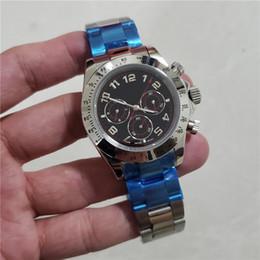 "$enCountryForm.capitalKeyWord Australia - Silver Case Fashion Mens Luxury Wacth Dayton All Dial Work Mens Designer Automatic Movement Mechnical Watches""Winner"" Back Free Shipping"